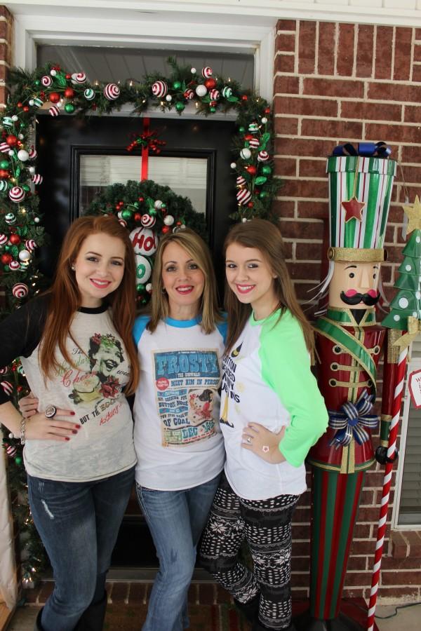 me, Momma, & Alexa
